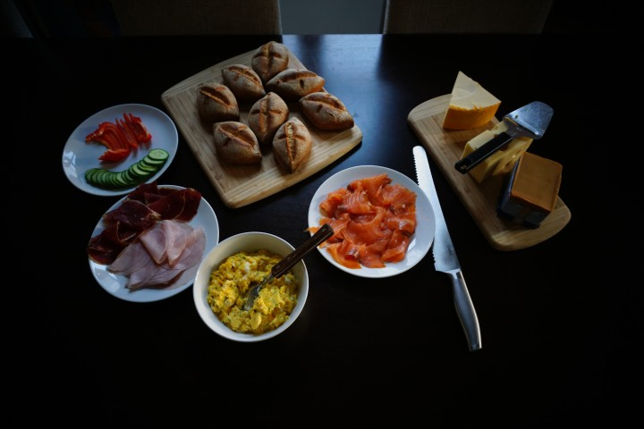 Norwegian Breakfast